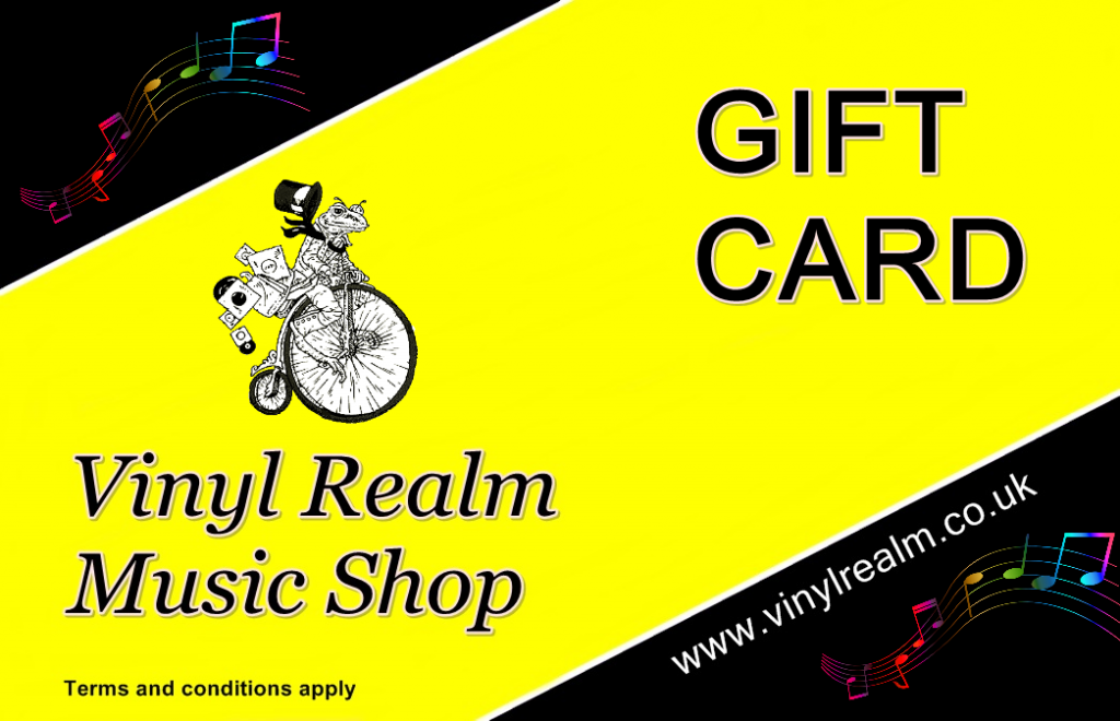 Vinyl Realm Gift Cards